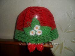 Летние панамки, шляпки, кепки