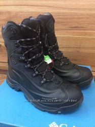 Ботинки мужские Columbia Mens Boots BUGABOOT PLUS III OMNI-HEAT черный 575432dbfb09b