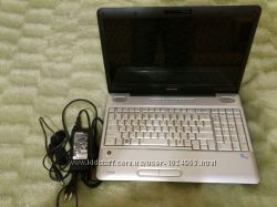 Ноутбук Toshiba Satellite L505-S6946 2 ядра 3Гб ОЗУ, 320 Гб HDD