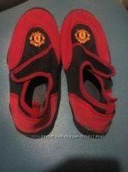 Аквашузы кроссовки тапки стелька 24см Манчестер Юнайтед