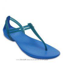 Новые Crocs шлепки босоножки сандалии