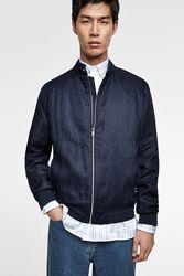 Новая ветровка ZARA  мужская легкая куртка
