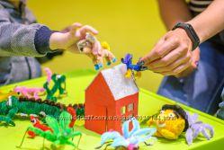 Синельная проволока- набор 8 игрушек
