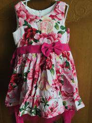 Нарядне плаття для дівчинки 104-116