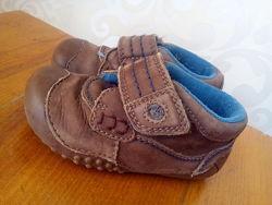 Немецкие туфельки для первых шагов 20-21 см.