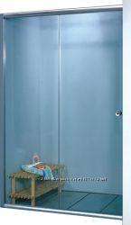 Душевая дверь для установки в нишу Ko&Po 7053 F, двухсекционная