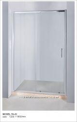 Душевая дверь для установки в нишу Keramac TA-01, 120 см
