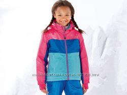 Яркий термо костюм куртка и штаны для девочки и подростков Р. 122-164