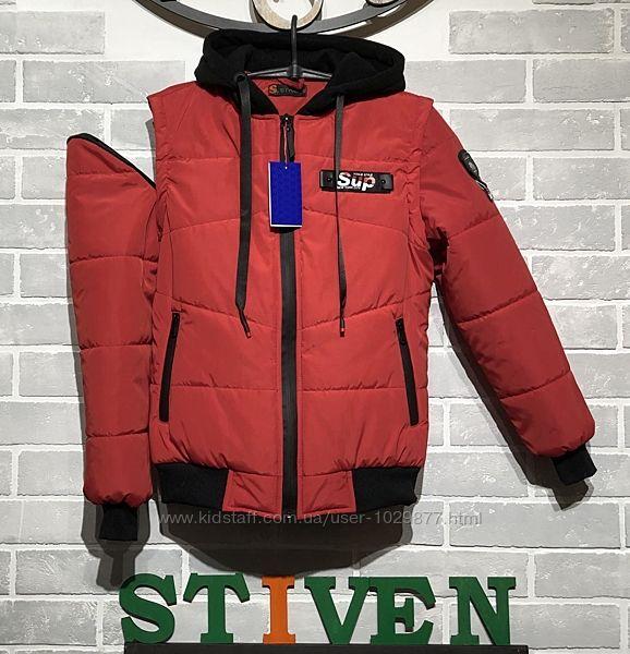 Подростковая курточка-жилетка Style для мальчиков от производителя