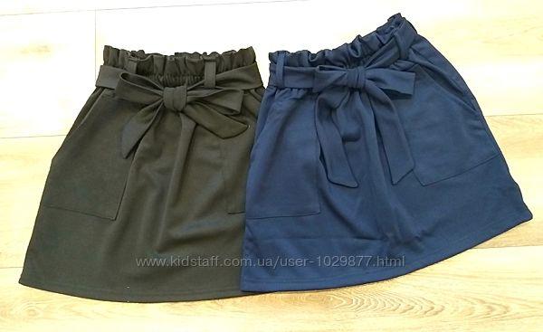 Школьная юбка Джерси для девочки от производителя