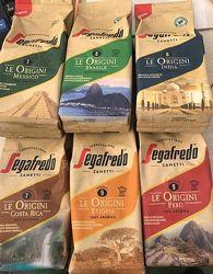 Кофе Segafredo  Brasile, Peru, Costa Rica 200г