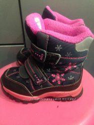 Ботинки термо для девочки зимние р. 26 Tom. m