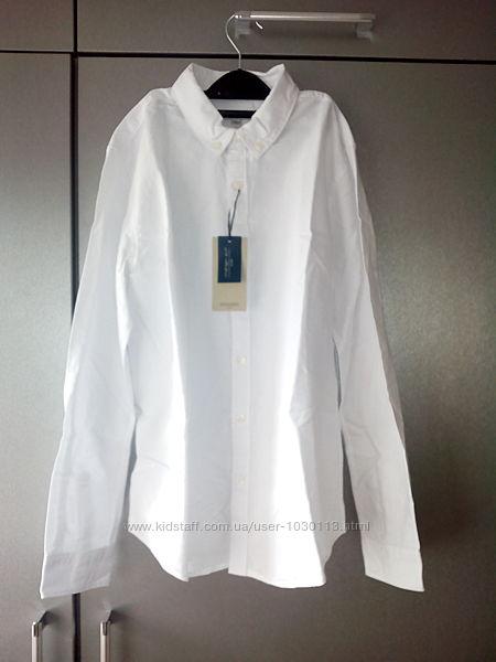 Рубашка Mango 11-12 лет, 152 см для мальчика