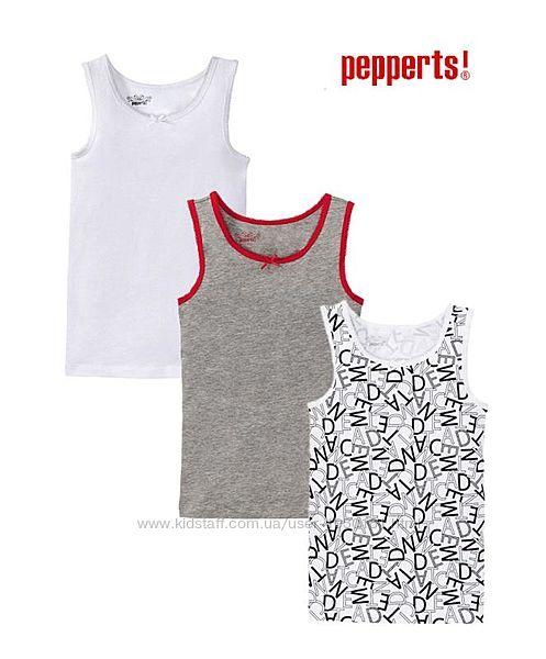 Набор маек pepperts 122-128 и 134-140