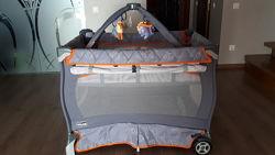 Манеж-кровать Chicco Lullaby LX