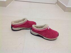 Кроccовки ботинки сабо Merrel утеплені