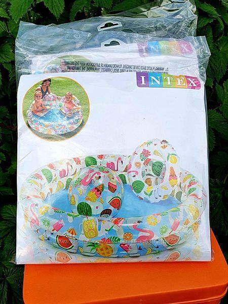 Басейн детский Intex 59460