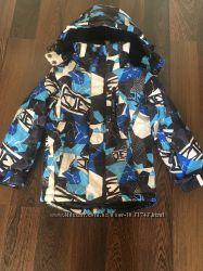 Детская зимняя курточка фирмы dl&am