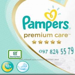 Pampers Premium Care, Premium Care Pants - Європейського виробництва