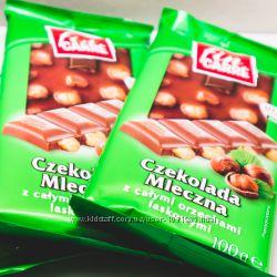 Шоколад Fin Carre з цілими горіхами - варто спробувати