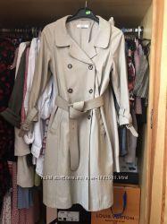 Пальто тренч плащ Prada оригинал