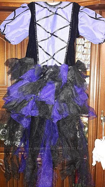 Карнавальный костюм ведьмочки  солнышко пшеничка  птичка-синичка5-7 лет