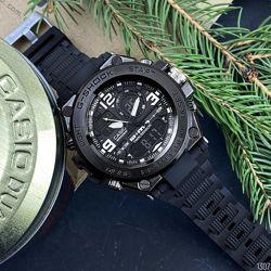 Часы Casio G-Shock GLG-1000 All Black. Бесплатная доставка. С коробкой.