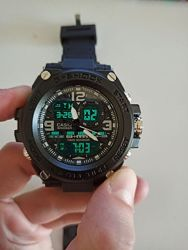 Часы Casio G-Shock GLG-1000 All Black.