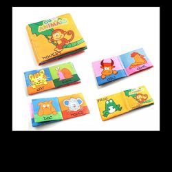 Книги для маленьких первые книги развивающие игрушки