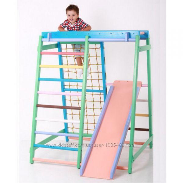 Детский спортивный уголок Малыш