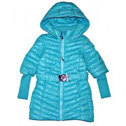 Демисезонное пальто Moncler на девочку 104-128р