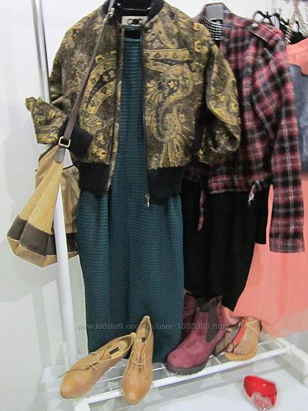 Оригінальний бомбер God Save The Fashion Італія р. XS