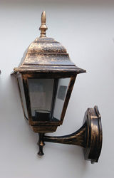 Светильник фонарь ландшафтный, садово - парковый уличный