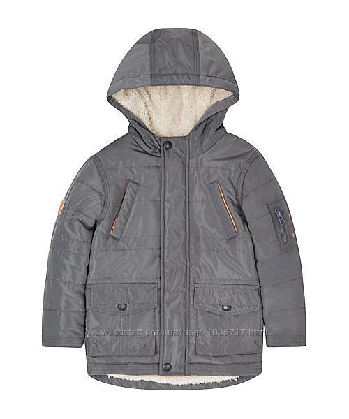 Демисезонная курточка на 4 года 104р бренда Mothercare дополнение