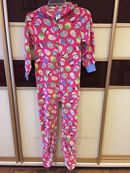 Кігурумі піжама фліс для дівчинки 7-8 років