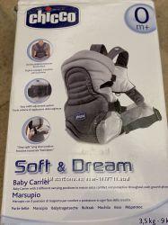 Продам слинг Chicco soft&dream
