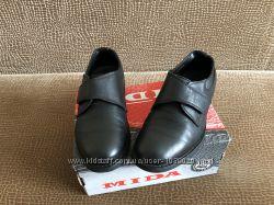 Туфли MIDA натуральна кожа р. 34 состояние новых