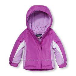 Зимняя курточка childrensplace 3 в 1 размер 4т новая