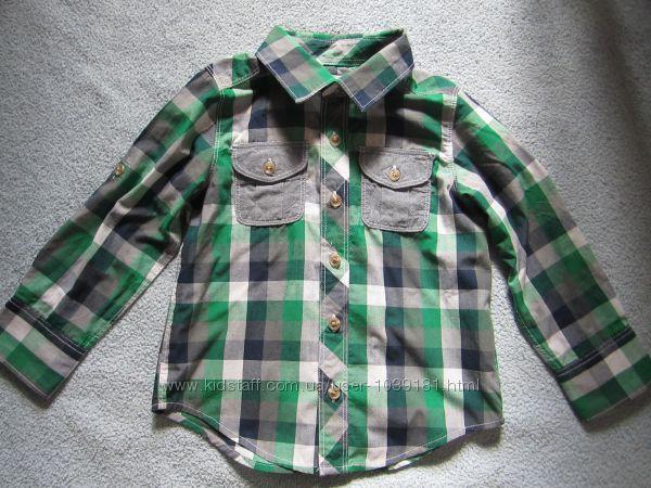 Рубашка old navy на мальчика, размер 3т