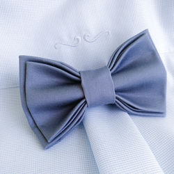 Бабочка галстук детская в школу или садик. Удобная регулируемая фурнитура.