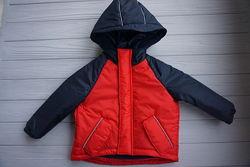 Зимняя теплая куртка Dzziga для мальчика, аналог Lassie, Reima