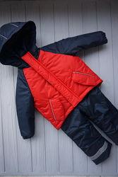 Зимний раздельный комбинезон, костюм, комплект Dzziga, аналог Lenne, Reima
