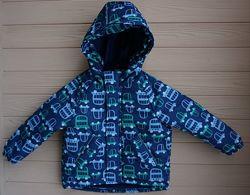 Зимняя куртка Dzziga на мальчика, аналог Reima