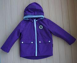 Демисезонная куртка весенняя 2 в 1 аналог Reima, Lenne