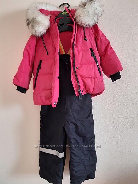 Зимний комплект Ostin . Размер 18-24 мес.