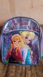 Рюкзак детский Frozen Disney Холодное сердце Анна и Эльза