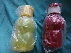 Бутылка детская Tupperware 0.35 л Львенок