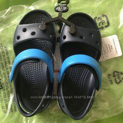 Детские босоножки Crocs Bayaband. Размер С10