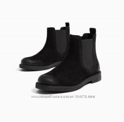 Красивые ботинки челси Zara. Размеры 30, 33