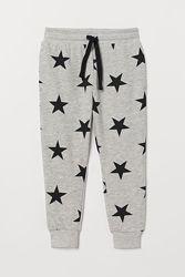 Джогеры штаны H&M на мальчика. 104 и 110 см.